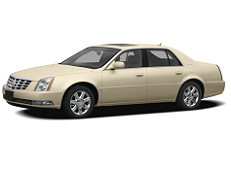 Cadillac DTS l Седан