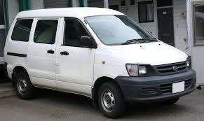 Daihatsu Delta Wide wheels and tires specs icon