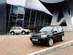 Land Rover Freelander I Closed Off-Road Vehicle