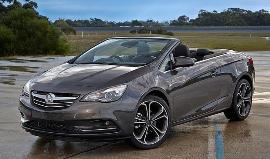 Holden Cascada A Convertible
