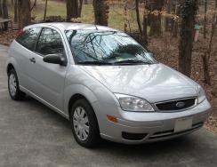 Ford Focus I Restailing (North America) Hatchback