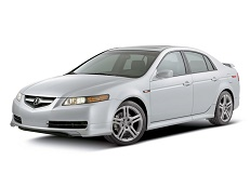 Acura TL Wheel Tire Sizes PCD Offset And Rims Specs - Acura tl rims