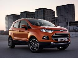 Ford Ecosport II Closed Off-Road Vehicle