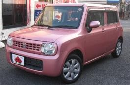 Suzuki Alto Lapin II Hatchback