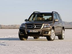 Mercedes-Benz GLK-Class I (X204) Closed Off-Road Vehicle