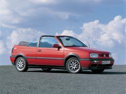 Volkswagen Golf Mk3 Convertible