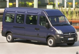 Opel Movano A Bus