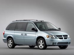 Dodge Grand Caravan IV MPV