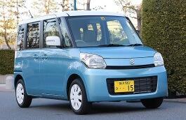Suzuki Spacia I Hatchback
