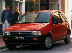 Suzuki Alto IV Hatchback