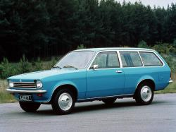 Opel Kadett C Estate