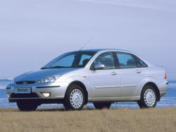 Ford Focus I Restyling Saloon