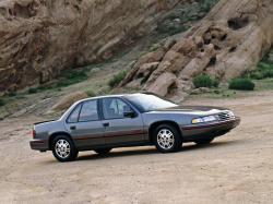 Chevrolet Lumina wheels and tires specs icon