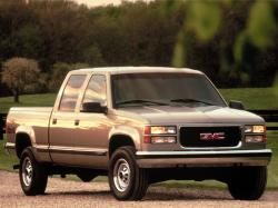GMC Sierra 1500 GMT400 Pickup