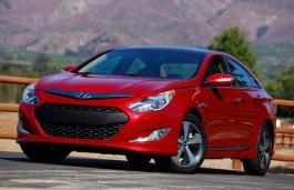 Hyundai Sonata Hybrid wheels and tires specs icon