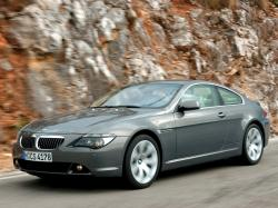 BMW 6 Series II (E63/E64) Coupe