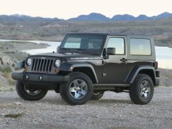 Jeep Wrangler wheels and tires specs icon