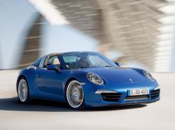 Porsche 911 VII (991) Targa