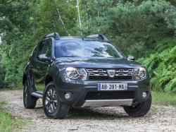 Dacia Duster I Restyling Closed Off-Road Vehicle