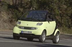 Smart Fortwo I Convertible