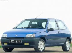 Renault Clio I Hatchback