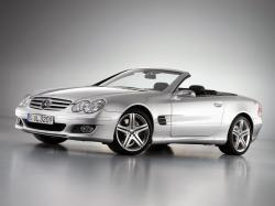Mercedes-Benz SL-Class V (R230) Convertible