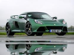 Lotus Exige wheels and tires specs icon