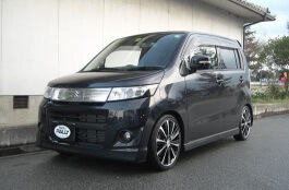 Suzuki Wagon R Stingray IV Hatchback