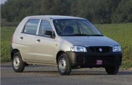 opony do Maruti Alto I [2000 .. 2012] Hatchback, 5d