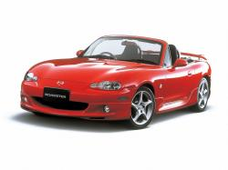 Mazda Roadster II (NB) Coupe