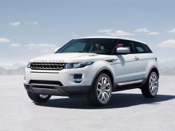 Land Rover Range Rover Evoque I Closed Off-Road Vehicle