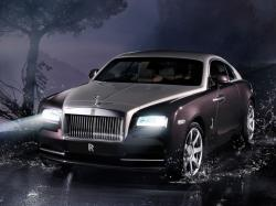 Rolls-Royce Wraith wheels and tires specs icon
