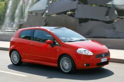 Fiat Grande Punto III Hatchback