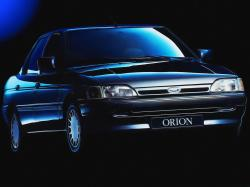 Ford Orion III (GAL) Saloon