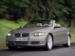 BMW 3 Series V (E9x) Convertible