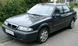 Rover 200 II (XW) Hatchback