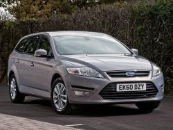 Ford Mondeo MK4 Estate