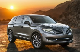 Lincoln MKX 2016 - Wheel & Tire Sizes, PCD, Offset and Rims specs ...