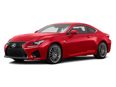 Lexus RC wheels and tires specs icon