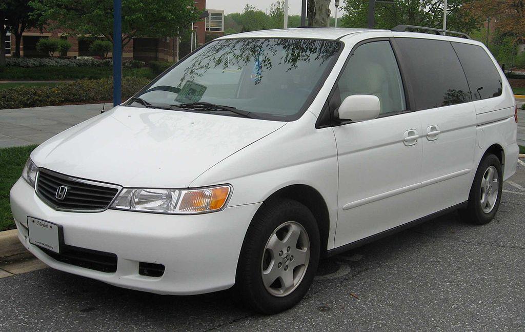 2005 Honda odyssey lx tire size #5
