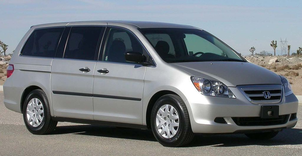 Honda odyssey specs of wheel sizes tires pcd offset for 2016 honda odyssey tire size