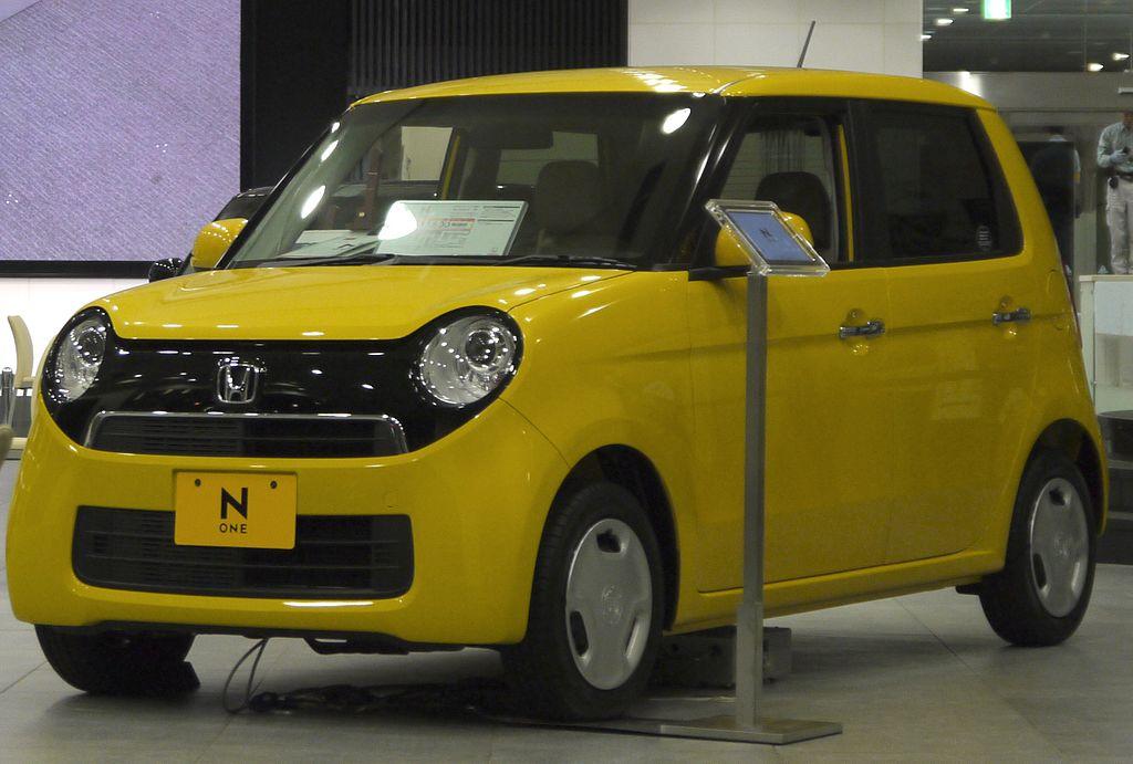 Honda N ONE JG Box