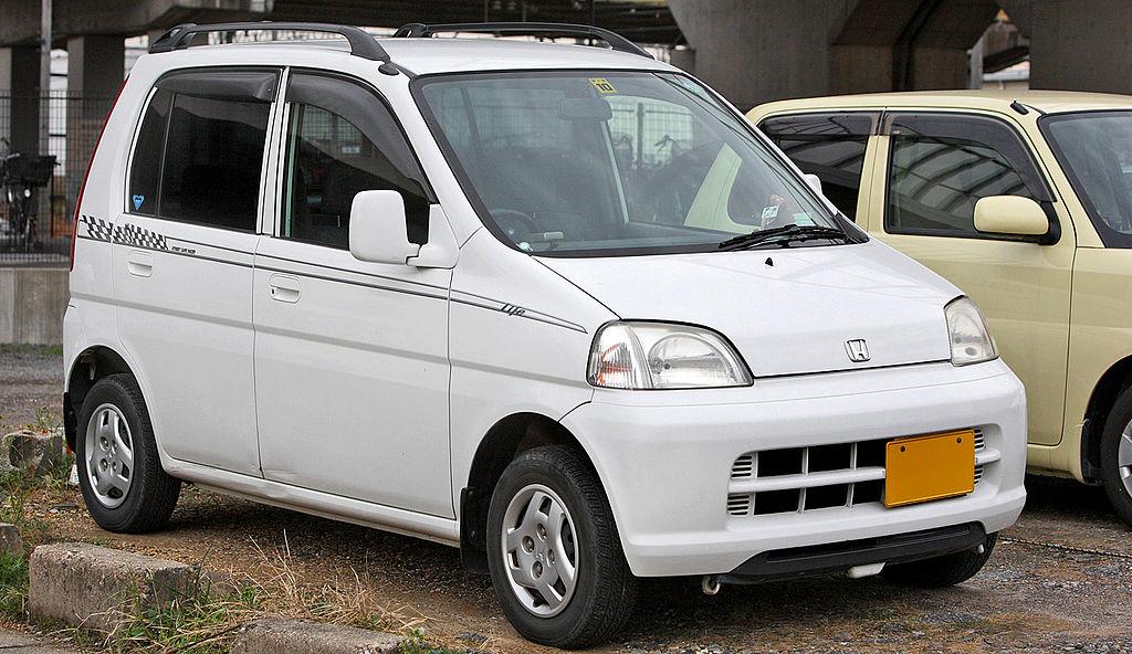 Honda Life JA Hatchback