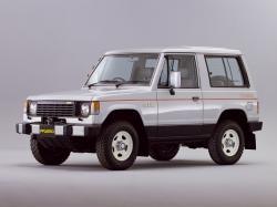 Mitsubishi Pajero I Closed Off-Road Vehicle