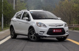 Lifan X50 I Closed Off-Road Vehicle