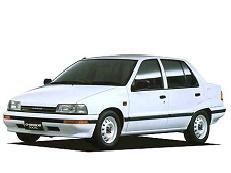 Daihatsu Charade G100 Saloon