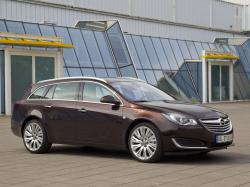 Opel Insignia I Restyling Estate