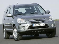 Honda CR-V II Closed Off-Road Vehicle