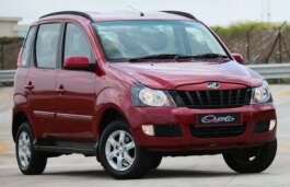 Mahindra Quanto I Closed Off-Road Vehicle