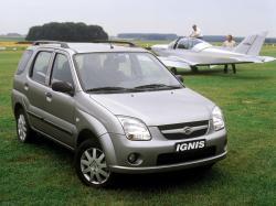 opony do Suzuki Ignis 2000 .. 2008 Hatchback, 5d